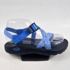 750ac16b55a Chaco Shoes - New Chaco ZX 1 Classic Braid Blue Sandals 7W Wide